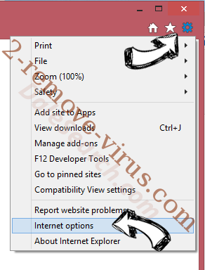 MySportTab Toolbar IE options