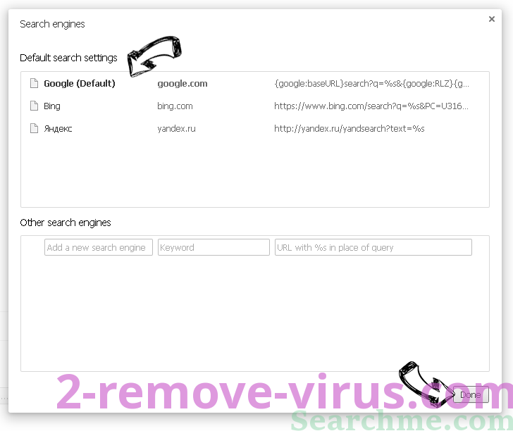 b.yellowads.men redirect virus Chrome extensions disable