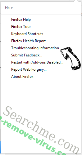 Searchme.com Firefox troubleshooting