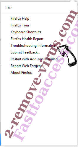 Yahoo Redirect Virus Firefox troubleshooting