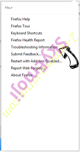 Search.societycake.com Firefox troubleshooting