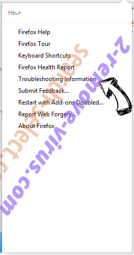 Search.cocoshamen.com Firefox troubleshooting