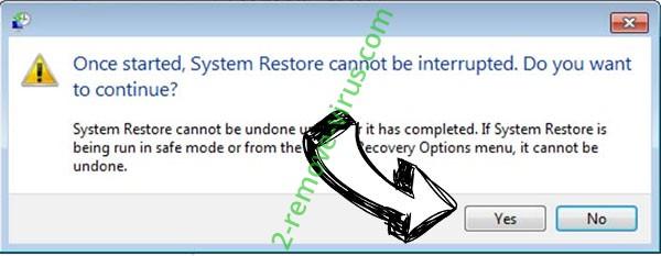 .krusop files removal - restore message