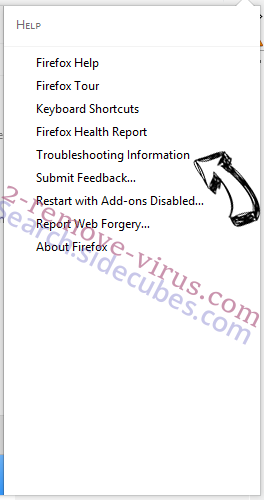 Bedep virus Firefox troubleshooting