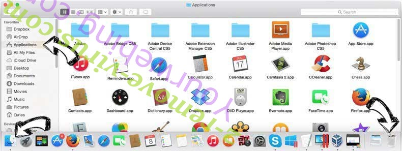 Mystartsearch removal from MAC OS X