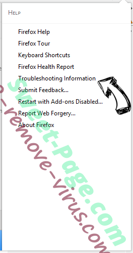 Rimuovere Search.protectedio.com Firefox troubleshooting