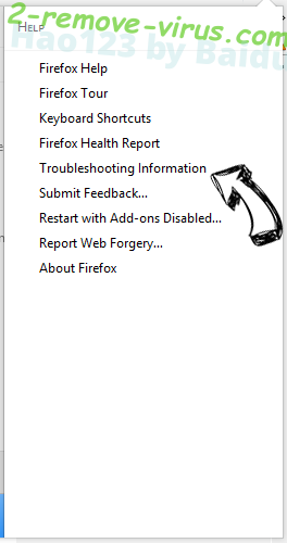 Search.handycafe.com Firefox troubleshooting