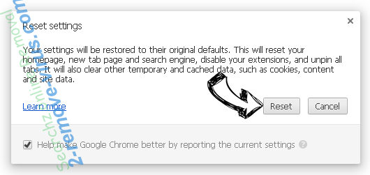 Findyourtermsearch.com Chrome reset