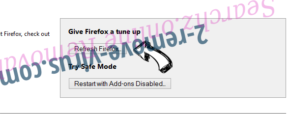 Live Radio Now Firefox reset