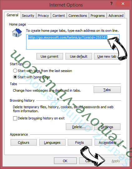 Search.searchatbc.com virus IE toolbars and extensions
