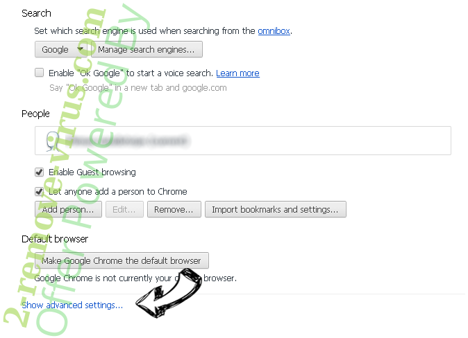 Sheeners Chrome Extension Chrome settings more