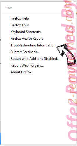 Offer Powered By Firefox troubleshooting