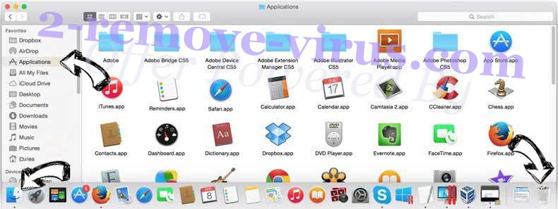 Offer Powered By removal from MAC OS X