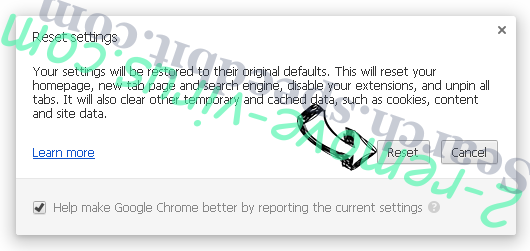 Stij.exe Chrome reset
