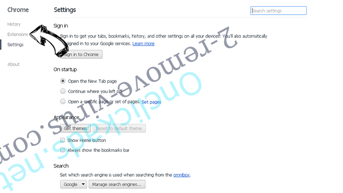 Email Enhanced Redirect Chrome settings