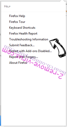 Conduit virus Firefox troubleshooting