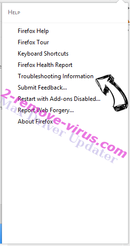 Search.genieo.com Firefox troubleshooting
