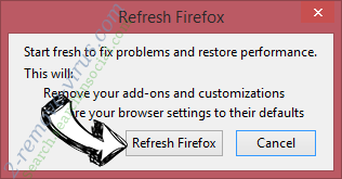 Search.searchinsocial.com Firefox reset confirm