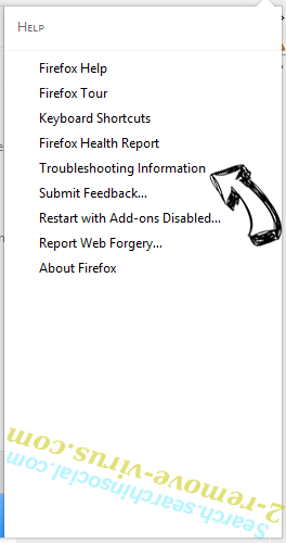 Search.searchinsocial.com Firefox troubleshooting