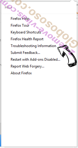 Friendlyerror.com Removal Firefox troubleshooting
