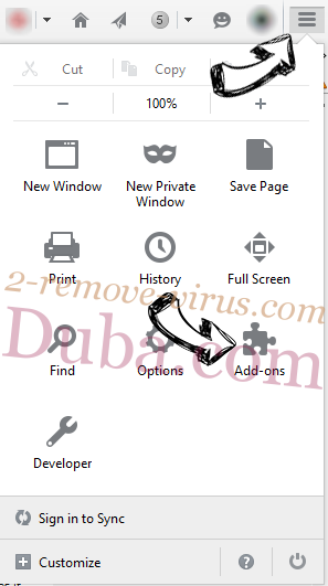 DailyBee Ads Firefox add ons