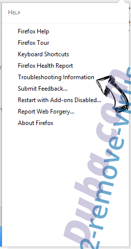 Friendlyerror.com Firefox troubleshooting
