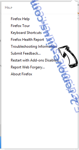 BrowserMe virus Firefox troubleshooting