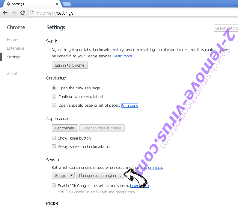 Clean My Chrome 1.0.1 Chrome extensions disable