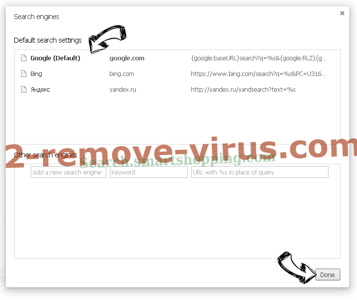 Browserhome.net Redirect Virus Chrome extensions disable