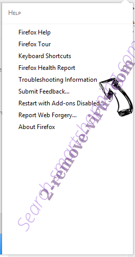 Browserhome.net Redirect Virus Firefox troubleshooting
