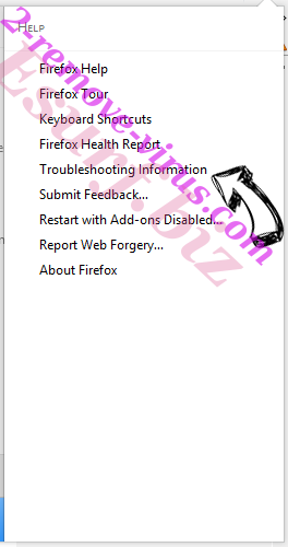 Piesearch.com Firefox troubleshooting