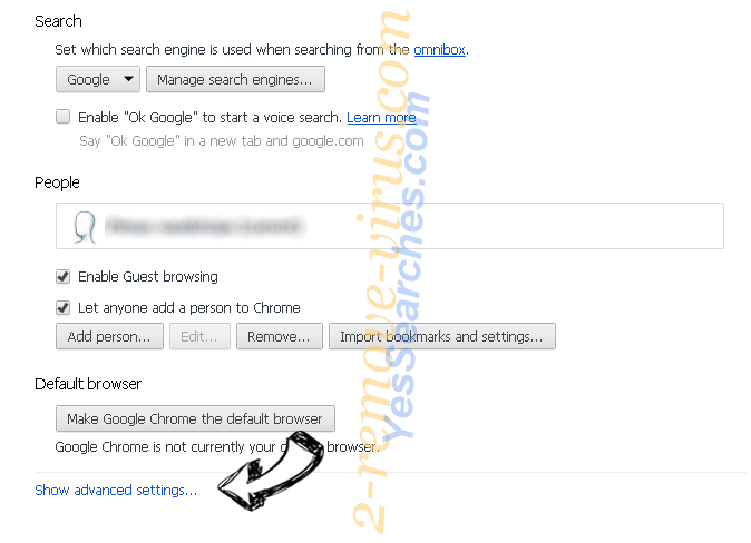 LearnTheLyrics Toolbar Chrome settings more