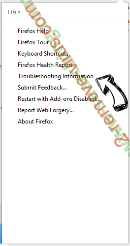 Rimuovere Shopping Assistant Firefox troubleshooting