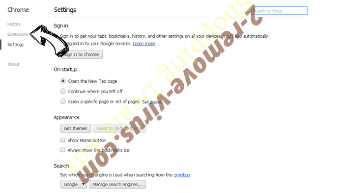 Julnew Chrome Extension Chrome settings