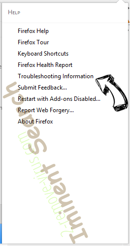 Search.emaildefendsearch.com Firefox troubleshooting