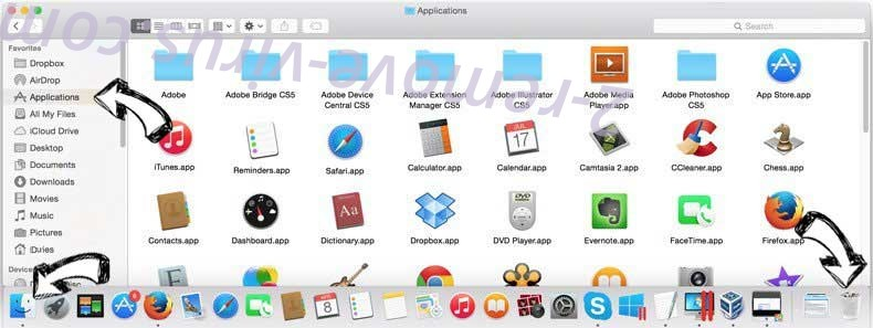 Iminent Search removal from MAC OS X