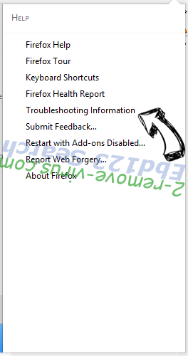 Search.easyclassifiedsaccess.com - wie entfernen? Firefox troubleshooting