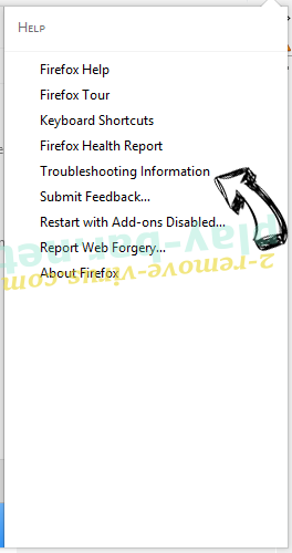 Notification Helper Ads Firefox troubleshooting