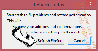 Search.mpc.am - hvor å fjerne? Firefox reset confirm
