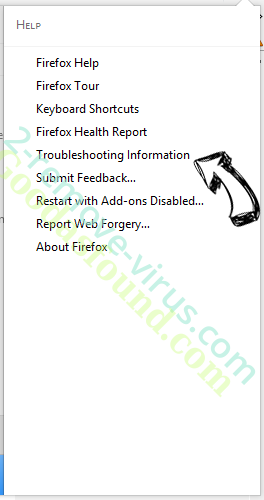 Goodasfound.com Firefox troubleshooting