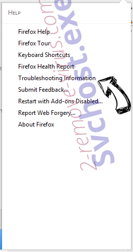 Daily Social Web Virus Firefox troubleshooting