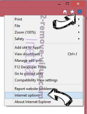 PDF Converter App IE options