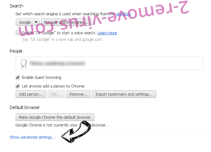 PasswordLogic Toolbar Chrome settings more
