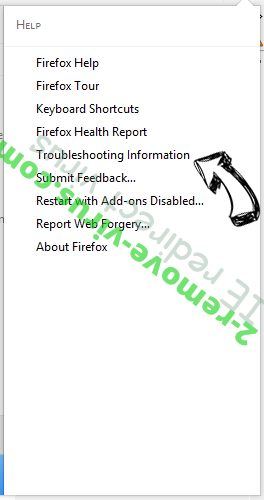 Safesearch1.ru Firefox troubleshooting