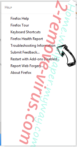 Moonly Search virus Firefox troubleshooting