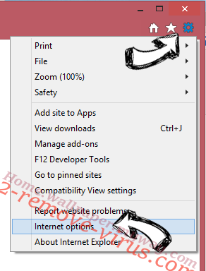 MyFashionTab Toolbar IE options