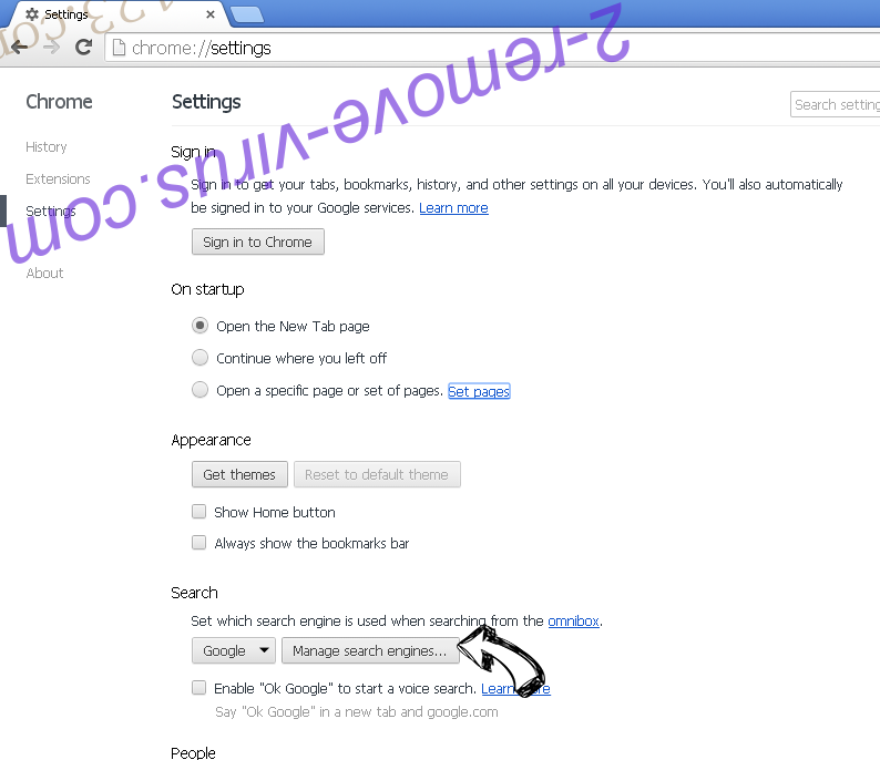 Kilo Search Chrome extensions disable