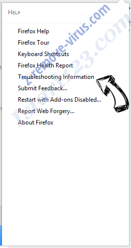 Search.follysway.com Firefox troubleshooting