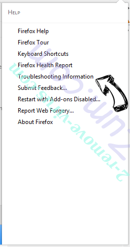 Search.linkmyc.com Firefox troubleshooting