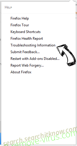 Web-Start.org Firefox troubleshooting